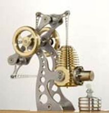 Bohm Stirling Engine HB13-AO2